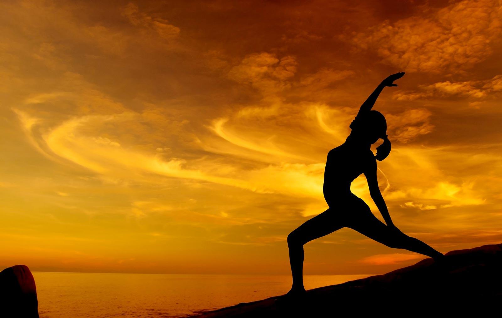 Beneficios del yoga para una buena condición física lesiones