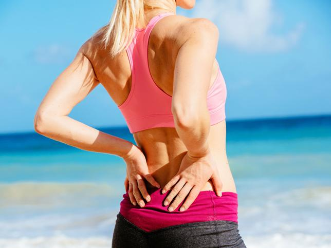 Mala postura es un error común de principiantes en gym