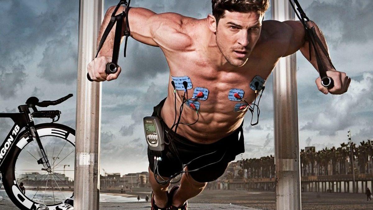 La electroestimulación es realmente efectiva para la construcción muscular
