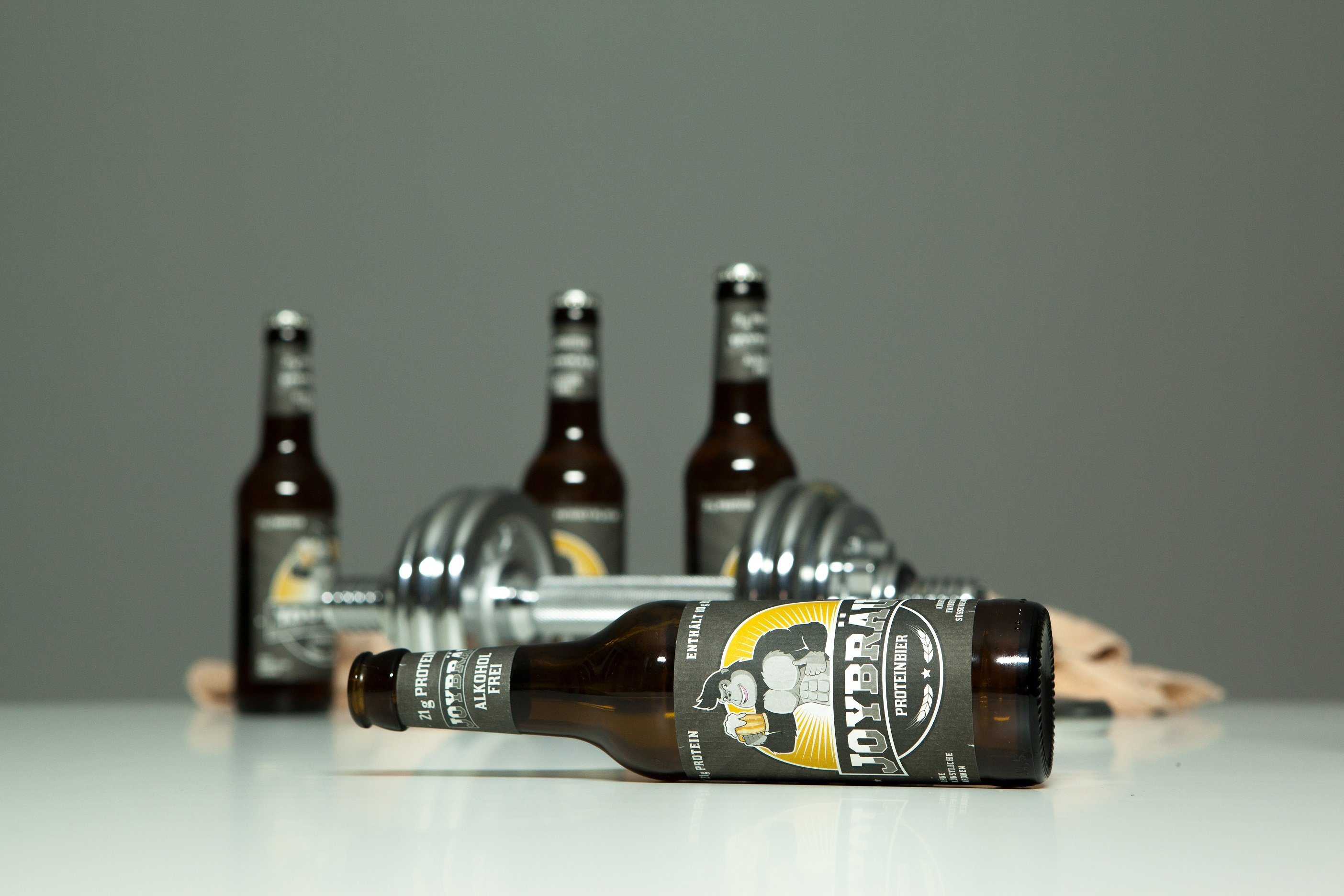Cerveza sin alcohol Es la bebida ideal para recuperarse bien