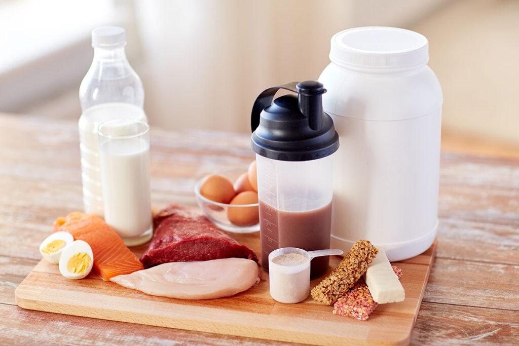 proteina whey ingredientes ignacio trainer