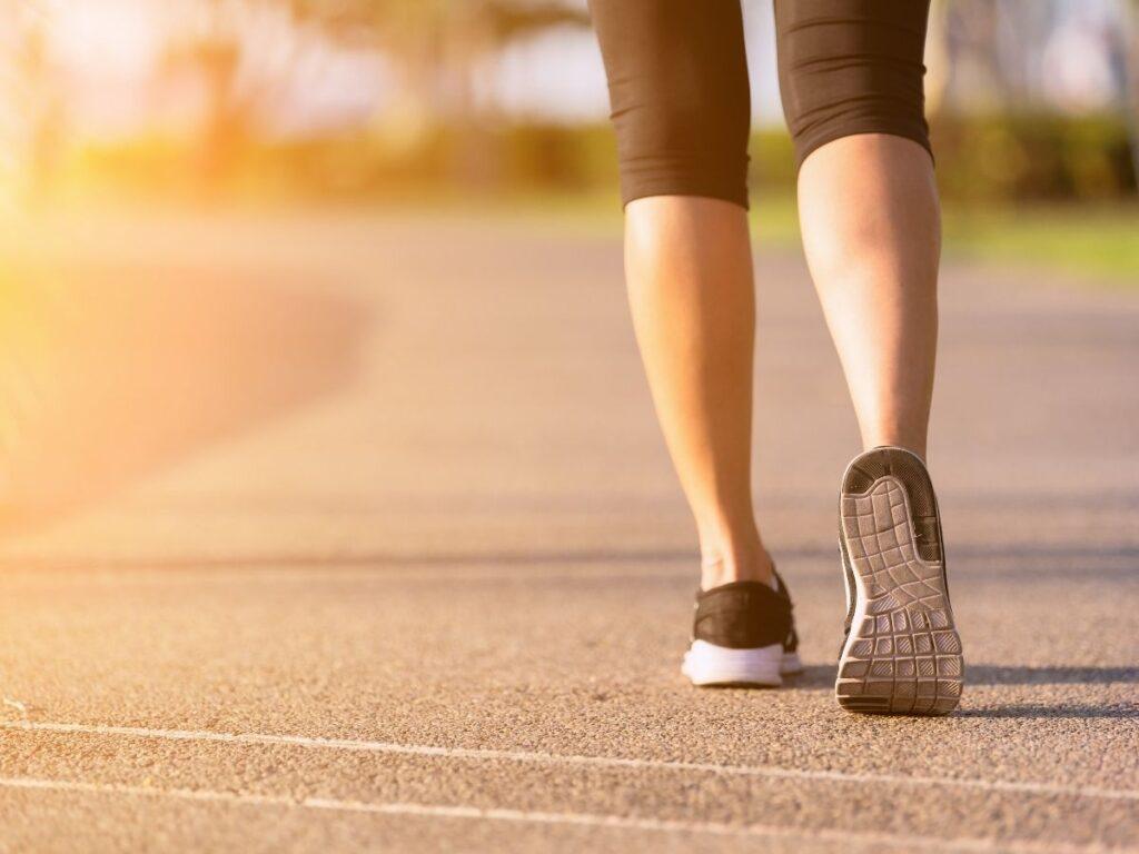 Cómo perder peso caminando